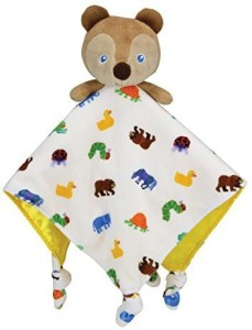 Eric Carle World Of Bear Blanket  - 14.25 inch