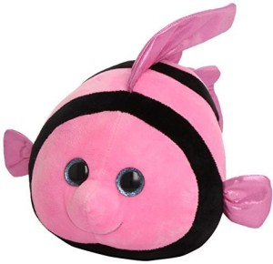 TY Beanie Ballz Gilly Angelfish Plush, Medium  - 8 inch