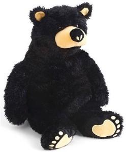 Big Sky Carvers Bearfoots Kolter Huggable Bear Plush Stuffed Animal By Jeff Fleming  - 5 inch