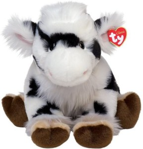 83e0b8991ea Ty Mootina Cow 3 6 inch Multicolor Best Price in India