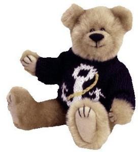TT Ty Attic Treasure - Salty The Bear  - 8 inch