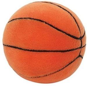 Gund Sportsfanz Stuffed Basketball Sound Toy  - 3 inch