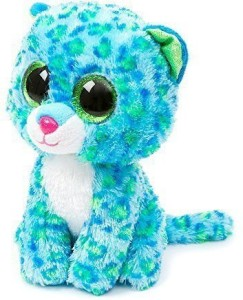 4ed41070dd2 Ty Beanie Boos Claire S Accessories Plush Leona The Leopard 6 Small ...