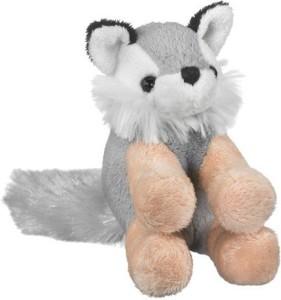 Wildlife Artists Wolf Stuffed Wolf Toy By Wild Life Artist  - 1.7 inch