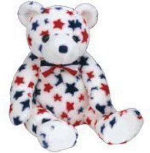 799e1ea1a47 Beanie Buddies Ty - Bear - 5.2 inch ( White )