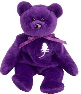 Beanie Babies - Teddy Bears Princess The Teddy Bear (Princess Diana) - Mwmt  Ty be20ea638b5