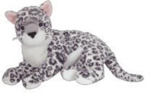 23fd8b8e065 TY Beanie Baby Sundar The Snow Leopard Internet Exclusive Toy 2 inch ...