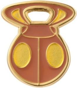 Pokémon Center Gym Badge Collection Santalune City Bug Badge  - 0.47 inch