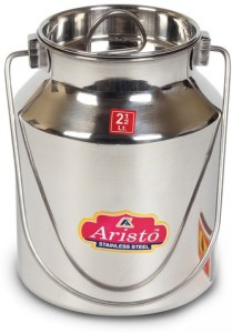 Aristo  - 2.25 L Stainless Steel Multi-purpose Storage Container