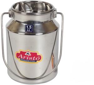 Aristo  - 1.5 L Stainless Steel Multi-purpose Storage Container