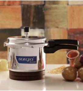 Surya Accent Popular 3 L Pressure Cooker