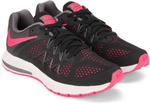 21643dfa183 Nike WMNS NIKE ZOOM WINFLO 3 Running Shoes Black Best Price in India ...