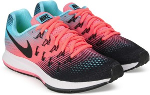 1fb4cc19a815 Nike WMNS NIKE AIR ZOOM PEGASUS 33 Running Shoes Black Best Price in ...