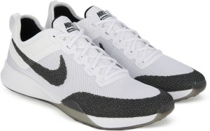 a37f94d4e89 Nike WMNS NIKE AIR ZOOM TR DYNAMIC Training Gym Shoes White Best ...