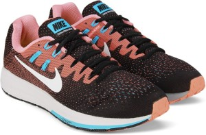 60fb303a7dbb Nike WMNS AIR ZOOM STRUCTURE 20 Running Shoes White Best Price in ...