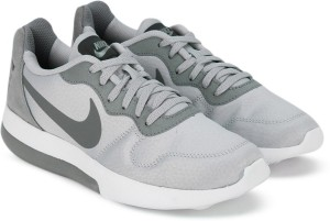 2047aa3032b Nike WMNS NIKE MD RUNNER 2 LW Running Shoes Grey Best Price in India ...