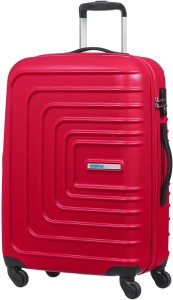 American Tourister Sunset Square Cabin Luggage - 22 inch