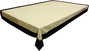 adt saral Printed 6 Seater Table Cover