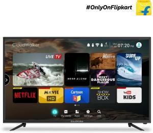 CloudWalker Cloud TV 109cm (43) Full HD Smart LED TV