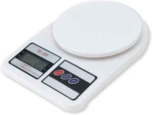 CrackaDeal RULER kitchen weighing machine upto 5kg Weighing Scale White available at Flipkart for Rs.359