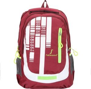FabSeasons With Raincover Waterproof School Bag