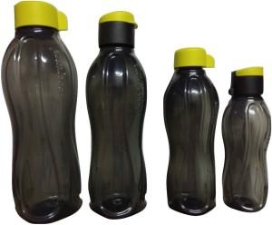 Tupperware Water Bottle Family Set Pack of 4, 2560 ml Bottle