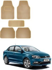 Adroitz Fabric Standard Mat For Volkswagen Na Beige Best Price In