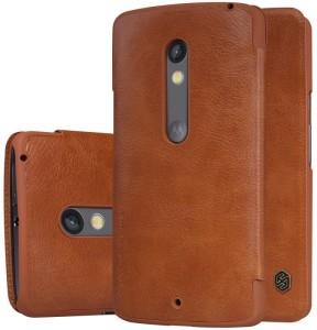 Nilkin Flip Cover for Motorola Moto X Play