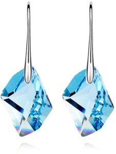 920b85870 Yellow chimes Crystals Alloy Stud Earring Best Price in India ...