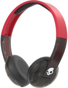 Skullcandy S5URJW-556 Uproar Wireless Bluetooth Headset With Mic