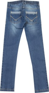 71fc38cb12f8e US Polo Kids Slim Girls Blue Jeans Best Price in India