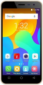 Micromax Spark Vdeo (Champagne, 8 GB)
