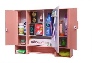 WINACO New Monalisa-2 Bathroom Cabinet Plastic Wall Shelf