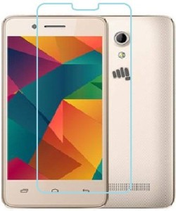 Azzil Tempered Glass Guard for Micromax Bharat 2