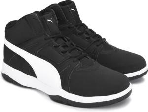 da089f46a635 Puma Rebound Street Evo SL IDP Sneakers Black Best Price in India ...