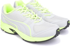 Puma Strike Fashion II DP Running Shoes Grey Best Price in India ... 56cc07deb