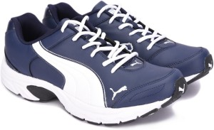 Puma Axis IV XT DP Training Shoes Blue Best Price in India  76dcb7bdf