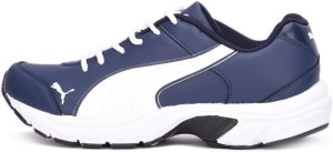 Puma Axis IV XT DP Training Shoes Blue Best Price in India  a14001786