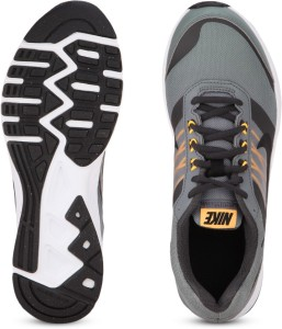 4d07fd5b0d19 Nike AIR RELENTLESS 5 MSL Running Shoes Grey Best Price in India ...