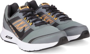 93d65f9fa209 Nike AIR RELENTLESS 5 MSL Running Shoes Grey Best Price in India ...