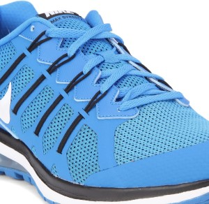 19513fe5b3d Nike AIR MAX DYNASTY MSL Running Shoes Blue Best Price in India ...