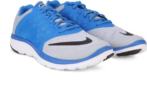 36b674013c3 Nike FS LITE RUN 3 Running Shoes Grey Best Price in India
