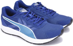 755e679dc2a Puma Valor IDP Running Shoes Blue Best Price in India