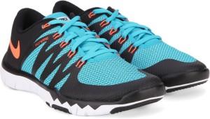 pretty nice 719a9 2821f Nike FREE TRAINER 5.0 V6 Training ShoesBlack, Orange