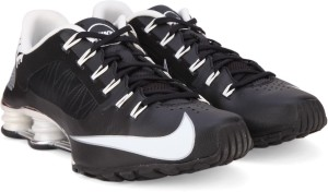 8d5f4c4347d5ff Nike SHOX SUPERFLY R4 Sneakers Black Best Price in India