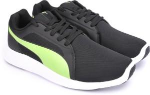 6e323b575f3a48 Puma ST Trainer Evo IDP Running Shoes Black Best Price in India ...
