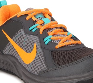 b5c7218a08117 Nike WILD TRAIL Running Shoes Grey Best Price in India