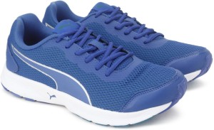 b2e899e309a Puma Heritage IDP Running Shoes Blue Best Price in India