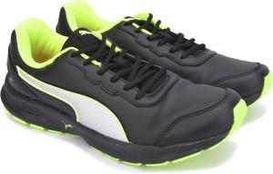 655339916f108f Puma Heritage SL IDP Running Shoes Black Best Price in India