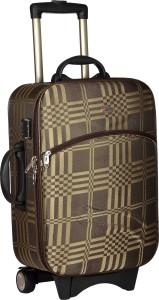 TREKKER TTB-DOLBY20-BR Cabin Luggage - 20 inch